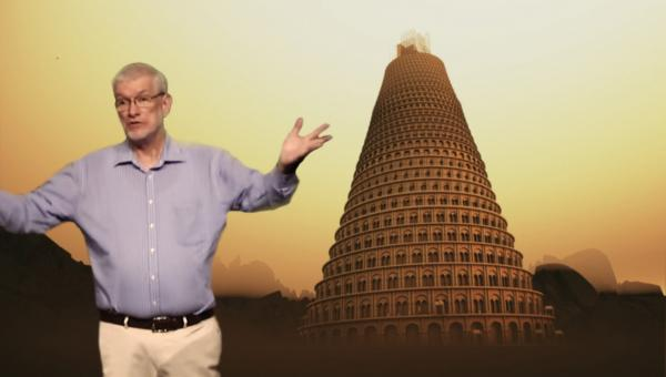Ken Ham's New Life-Size Tower Of Babel Reproduction Plagued With Construction Delays