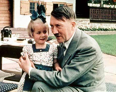 Adolph Hitler loved his people