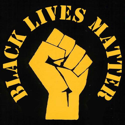 Black Lives Matter use the communist sign of the raised closed fist.