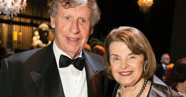 Dianne Feinstein's husband, Richard Blum