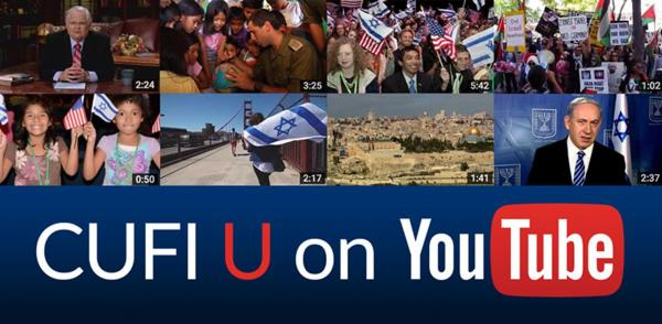Christians United for Israel on YouTube misleading others to work for God's enemy.  Jews are from Esau/Edom, whom God hates forever.