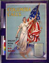 America was Columbia in the same way that England was Britannia, France was Marianne and Italy was Turrita.