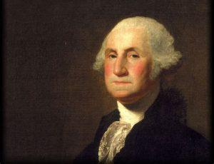 "President Washington revealed  in 1778 to his close friend and confidant Anthony Sherman a psychic vision that said to him: ""Son of the Republic, look and learn"" and began exposing the future of a new nation that would be born--the United States."