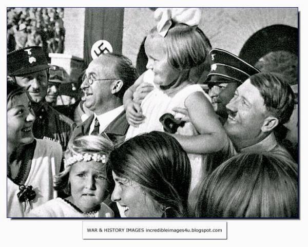 """Hitler did not succeed in every way, but he did successfully """"drain the swamp"""" in Germany. He cleaned up the pornography in Berlin and brought Christian values back into vogue."""
