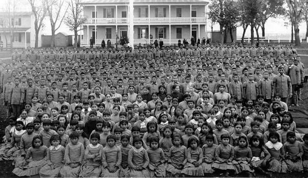 From 1879 until 1918, over 10,000 Native American children from 140 tribes attended Carlisle. Only 158 of them graduated.