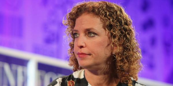 Debbie Wasserman Schultz is guilty of fraud, being biased towards Hillary, having poor communication skills, creating a personal money fund, cheating, rigging the primary, and forced to resign as Democratic Party Chair and Hillary immediately hires her for another position.