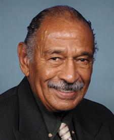 John Conyers Jr, a democrat from Michigan, accused of sexual harassment by several women.