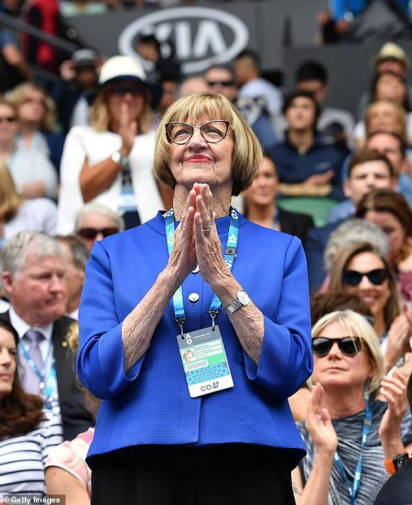 "Margaret Court, who heads up Victory Life Church in Perth, recently delivered a message to her congregation about the transgender athlete trend, and LGBQT rights saying both are ""of the devil."""
