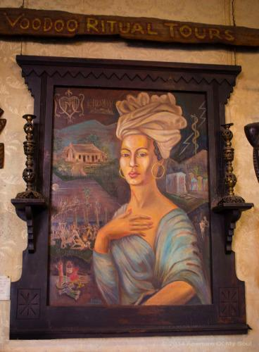 Marie Laveau remained the Voodoo Queen of New Orleans for at least 40 years.