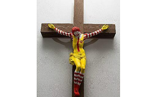 "Israeli Art Museum mocks our Lord and Savior with ""McJesus"" statue exhibition"