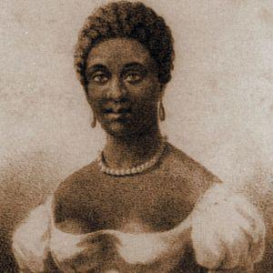 Poet Phillis Wheatley wrote a poem that depicted Columbia as a goddess who defended America. It was sent to President George Washington who praised the talents of the writer. The writer had given America its new goddess.