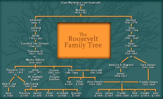 The first Roosevelt came to America in 1649. His name was Claes Rosenvelt. He was a Jew.