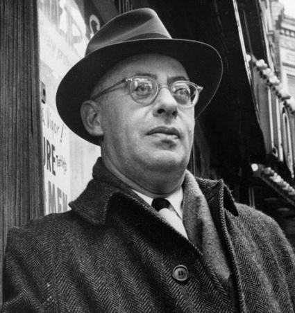 A communist Jew who was influential in political circles. Hillary Clinton and Barak Obama were the two most prominent politicians who followed what Alinsky advocated.