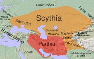 Covenanters were Calvinists from the nation of Scotland. The Scots journeyed from Greater Scythia (Southern Russia; Ukraine, Crimean region) by way of the Tyrrhenian Sea and the Pillars of Hercules and dwelt for a long course of time in Spain.