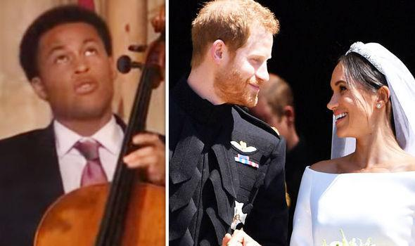 Black cellist, 19-year-old Sheku Kanneh-Mason, played a couple of solos at the royal wedding