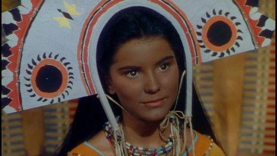 According to the story line in Broken Arrow, Jeffords meets a young Indian princess, even though there weren't any real Apache princesses. The Apaches didn't have any princesses.