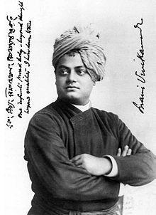 Swami Vivekananda was a key figure in introducing Vedanta and Yoga in Europe and the United States, raising interfaith awareness and making Hinduism a world religion.