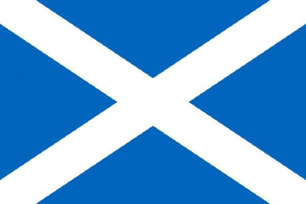 The Saltire – the national flag of Scotland is one of the oldest in the world. It is also occasionally known as the Banner of Scotland.