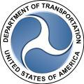 Use of the triskelion in the seal of the U. S. Department of Transportation
