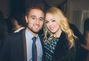 Tiffany Trump is dating Ross Carpenter.  Both of Carpenter's parents are Jewish.