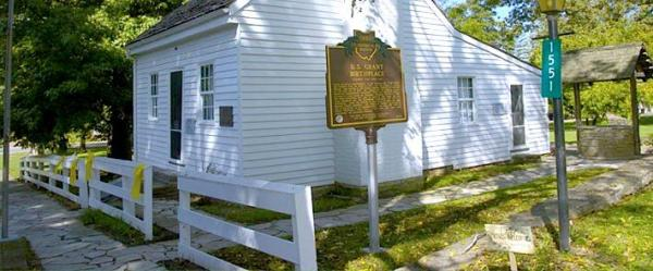 Ulysses S. Grant Birthplace historic site