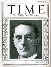 """Reverend William Ralph Inge, three-time Nobel Prize nomination, Anglican priest, anti-egalitarian, anti-democracy, pro-nudism, 1944: """"If we wish to find a scapegoat on whose shoulders we may lay the miseries which Germany has brought upon the world--I am more and more convinced that the worst evil genius of that country is not Hitler or Bismarck or Frederick the Great, but…Martin Luther."""""""