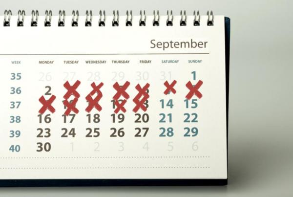 After the idea for the Gregorian calendar was accepted and put into effect by the Pope on Oct. 4, 1582, the following calendar day was announced as October 15 to correct the 10-day discrepancy. It took almost 200 years for all the Protestant nations to accept this change. In North America, the month of September 1752 was exceptionally short, skipping 11 days.