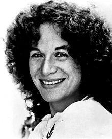 Carol Joan Klein, aka Carole King in 1977.