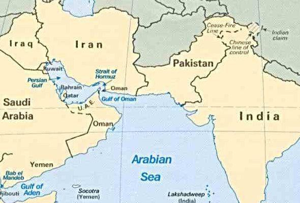 If Eden was in northern Persian Gulf, then the land of Nod could have been in modern-day China, India, Pakistan or Iran.