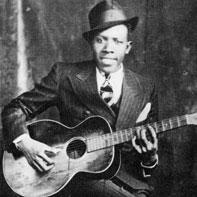 The father of rock 'n' roll and king of the Delta Blues, Robert Johnson, met the devil and was able to play incredible new songs instantly without taking the time to write the lyrics or compose any music.
